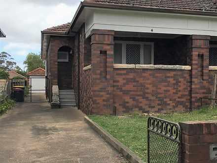 4 Collingwood Avenue, Earlwood 2206, NSW Duplex_semi Photo