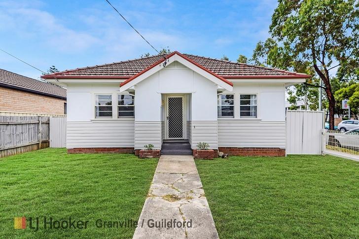 1 Third Street, Granville 2142, NSW House Photo