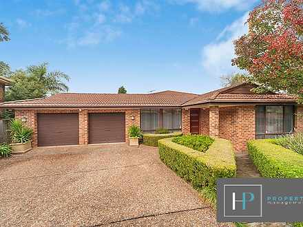 25 Candlebush Crescent, Castle Hill 2154, NSW House Photo