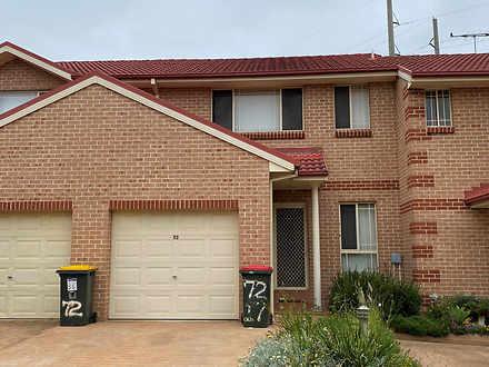 72/17 Huntley Drive, Blacktown 2148, NSW Townhouse Photo