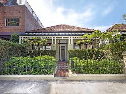 61 Johnston Street, Annandale 2038, NSW House Photo