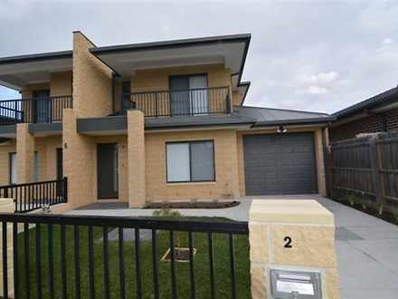 2/5 Powell Crescent, Maidstone 3012, VIC Townhouse Photo