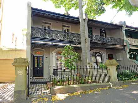 68 Paddington Street, Paddington 2021, NSW Terrace Photo