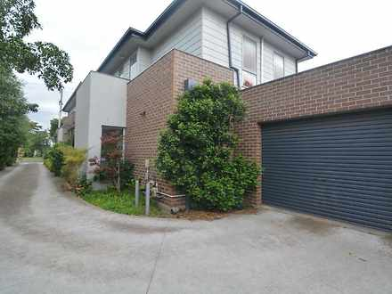 2/79 Kingsville Street, Kingsville 3012, VIC Townhouse Photo