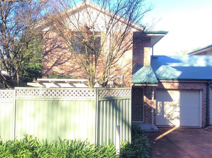 7/13 Hope Street, Blaxland 2774, NSW Townhouse Photo