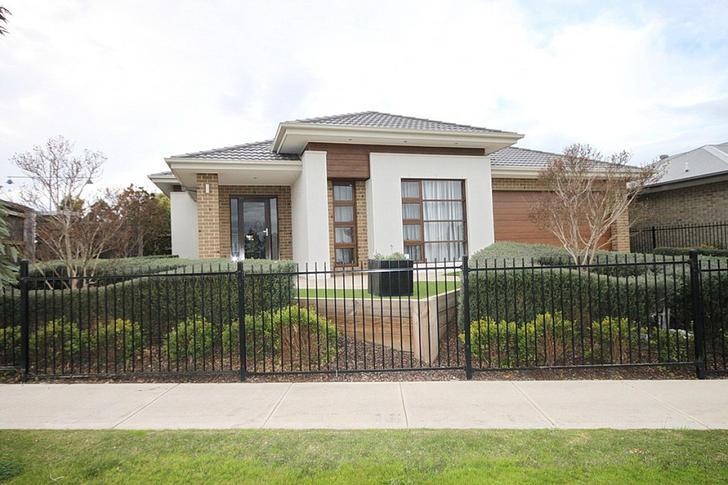 1 Dalrymple Boulevard, Manor Lakes 3024, VIC House Photo