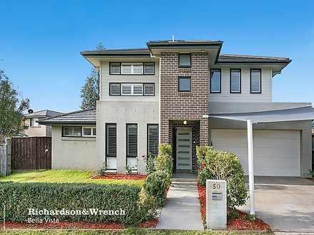 50 Annfield Street, Kellyville Ridge 2155, NSW House Photo
