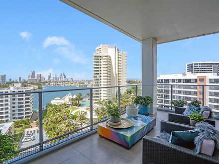 1301/4 Como Crescent, Southport 4215, QLD Apartment Photo