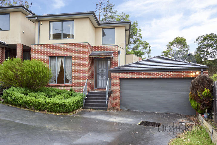 2/46 Gedye Street, Doncaster East 3109, VIC Townhouse Photo