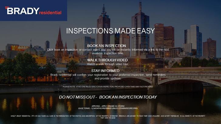 207/22-40 Wills Street, Melbourne 3000, VIC Apartment Photo
