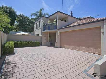 3/110 Labouchere Road, South Perth 6151, WA Townhouse Photo