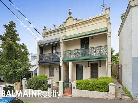 46 Nelson Street, Rozelle 2039, NSW Terrace Photo