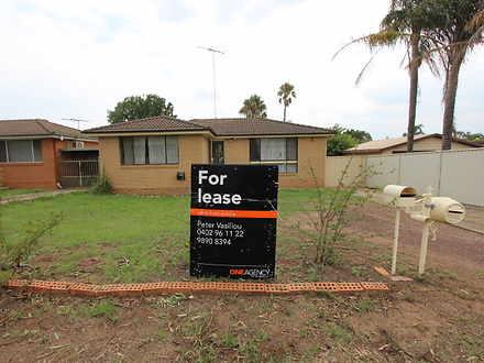 133 Hoyle  Drive, Dean Park 2761, NSW House Photo