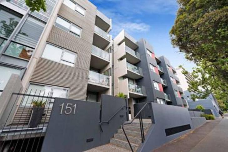 204/151 Princes Street, Carlton 3053, VIC Apartment Photo