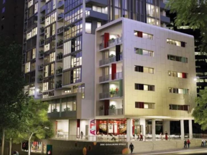 3/200 Goulburn  Street, Surry Hills 2010, NSW Apartment Photo