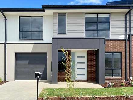 22 Mattamber Street, Clyde North 3978, VIC Townhouse Photo