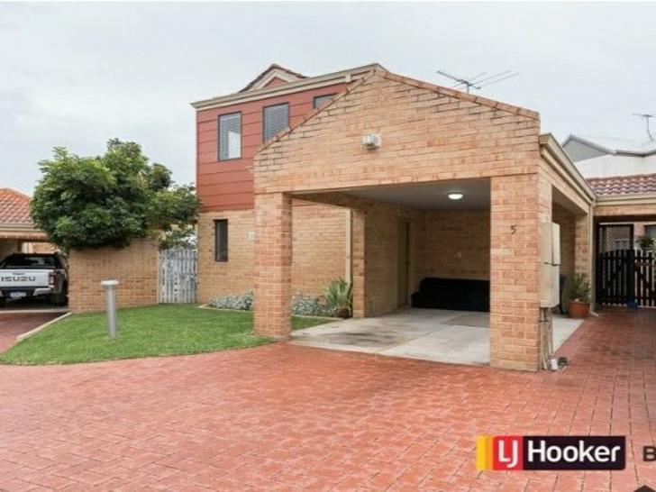 5/18-20 The Crescent, Redcliffe 6104, WA Townhouse Photo
