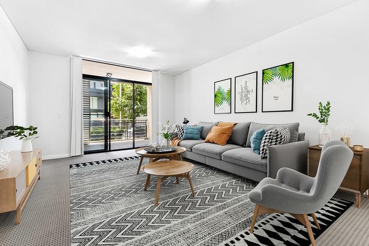 5114/84 Belmore Street, Ryde 2112, NSW Apartment Photo