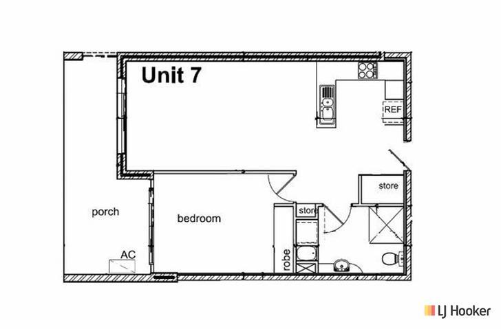 7/42 Goodwin Street, Lyneham 2602, ACT Apartment Photo