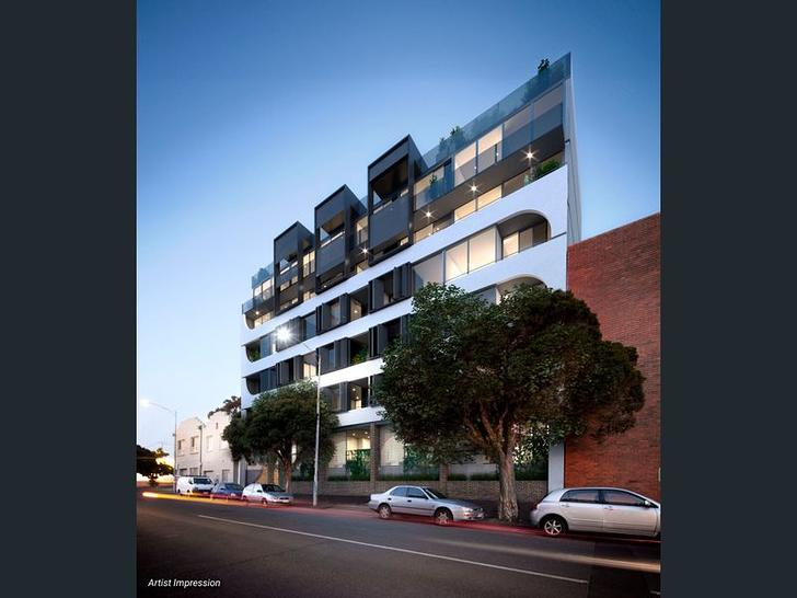 507/35 Dryburgh Street, West Melbourne 3003, VIC Apartment Photo
