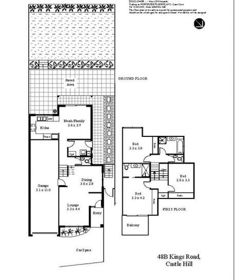 48B Kings Road, Castle Hill 2154, NSW Duplex_semi Photo
