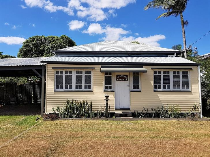 41 Frank Street, Maryborough 4650, QLD House Photo