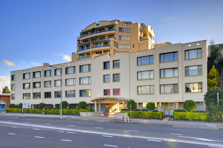 52/107-115 Pacific Highway, Hornsby 2077, NSW Apartment Photo