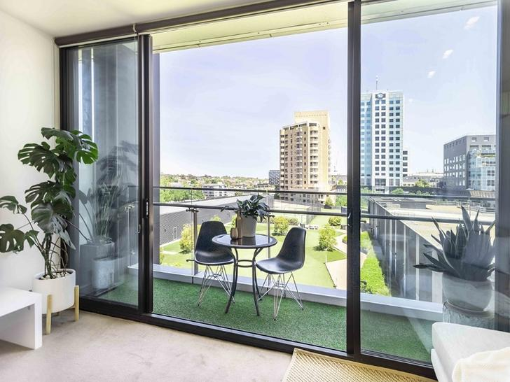 418/31 Malcolm Street, South Yarra 3141, VIC Apartment Photo