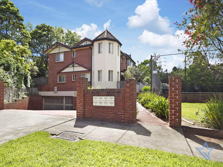 4/12 Shirley Street, Carlingford 2118, NSW Townhouse Photo