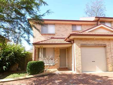 6/83 Frederick Street, Blacktown 2148, NSW Townhouse Photo
