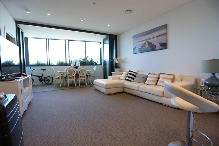 806/11 Wentworth Place, Wentworth Point 2127, NSW Apartment Photo