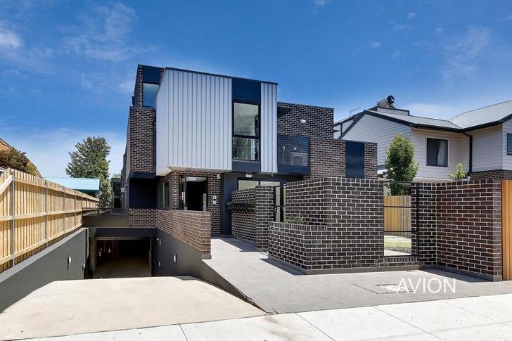 103/14 Eleanor Street, Footscray 3011, VIC Apartment Photo