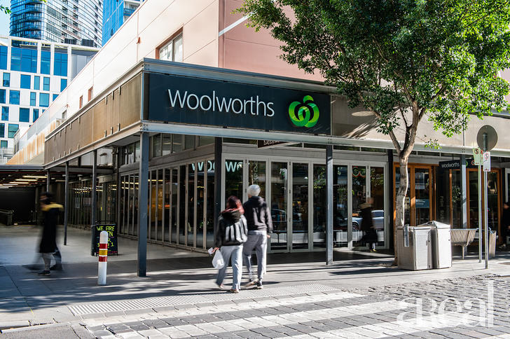 811/815 Bourke Street, Docklands 3008, VIC Apartment Photo