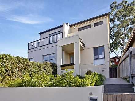 66 Cammeray Road, Cammeray 2062, NSW Duplex_semi Photo