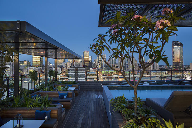 1503/111 Melbourne Street, South Brisbane 4101, QLD Apartment Photo