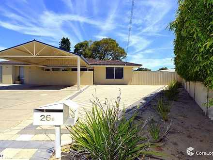 26B Glenside Crescent, Craigie 6025, WA Duplex_semi Photo