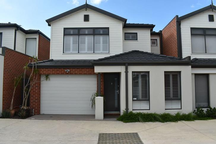 3/17 Golden Elm Way, Lyndhurst 3975, VIC Townhouse Photo
