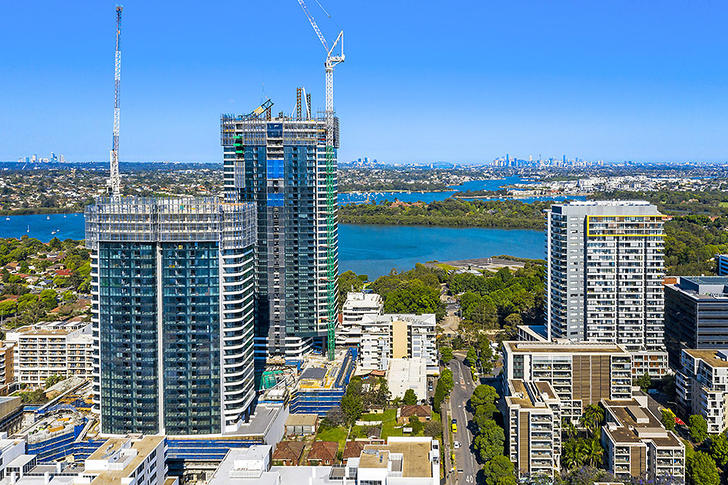 10-12 Walker Street, Rhodes 2138, NSW Apartment Photo