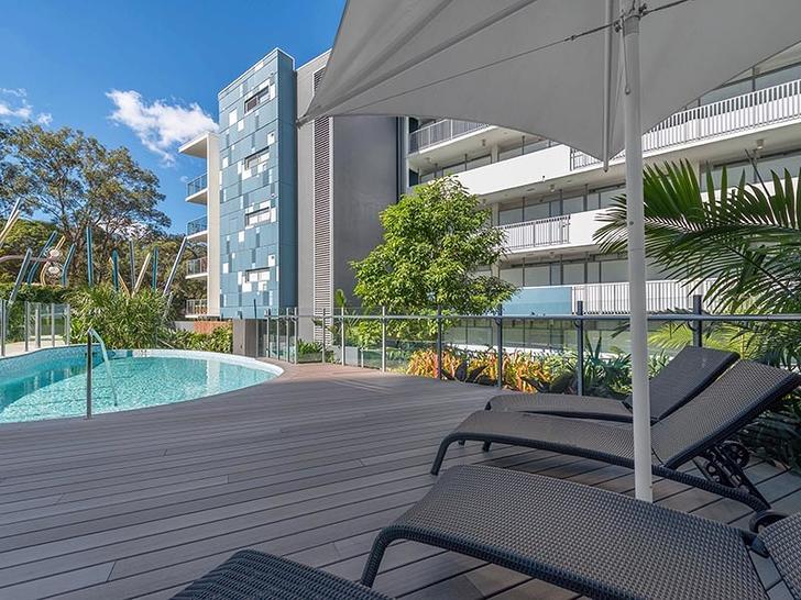 1112/72 Victoria Park Road, Kelvin Grove 4059, QLD Apartment Photo