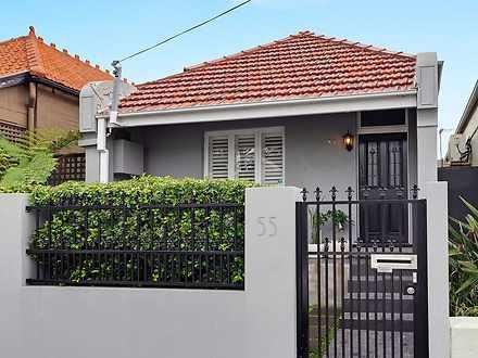 55 Hill Street, Leichhardt 2040, NSW House Photo