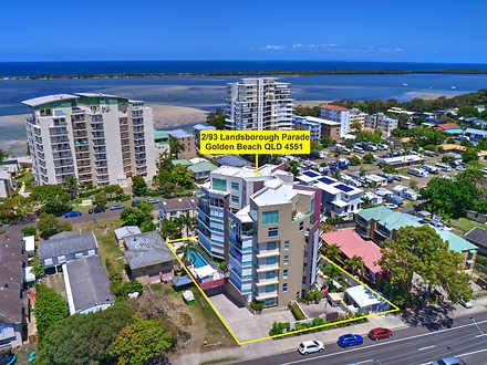 2/93 Landsborough Parade, Golden Beach 4551, QLD Unit Photo