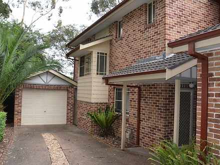 1/8 Bundarra Avenue, Wahroonga 2076, NSW Townhouse Photo