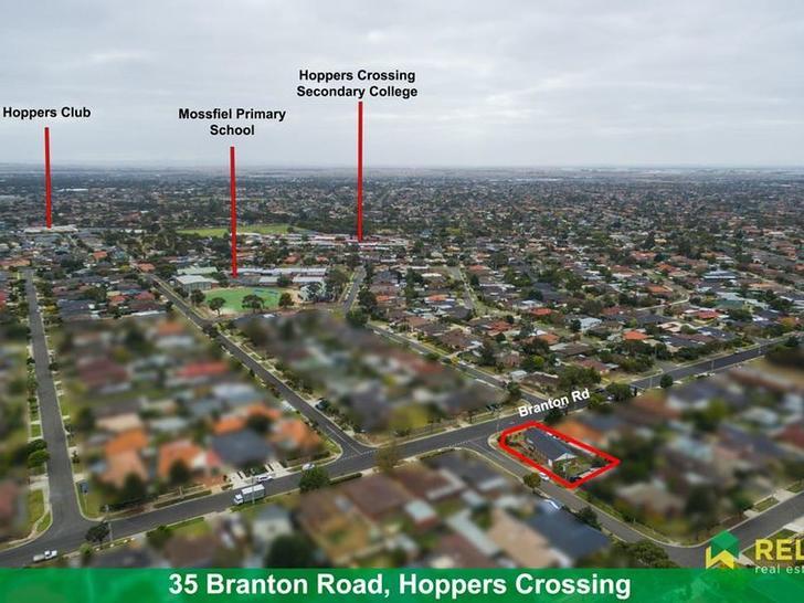 35 Branton Road, Hoppers Crossing 3029, VIC House Photo
