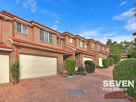 5/3-7 Warwick Parade, Castle Hill 2154, NSW Townhouse Photo