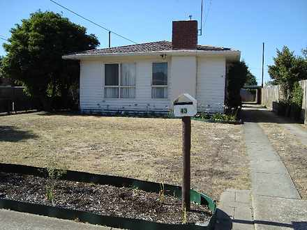 43 Donnelly Avenue, Norlane 3214, VIC House Photo