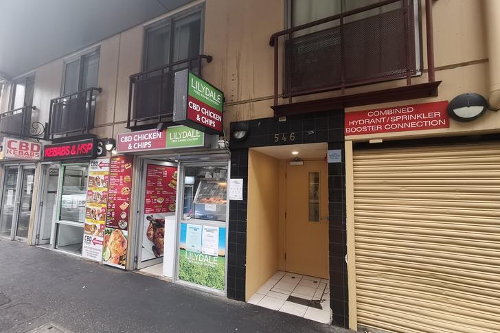 118/546 Flinders Street, Melbourne 3000, VIC Studio Photo