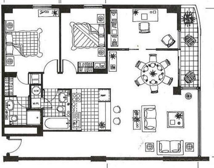 1102/181 Exhibition Street, Melbourne 3000, VIC Apartment Photo
