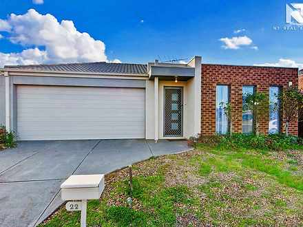 22 Glencroft Terrace, Melton West 3337, VIC House Photo