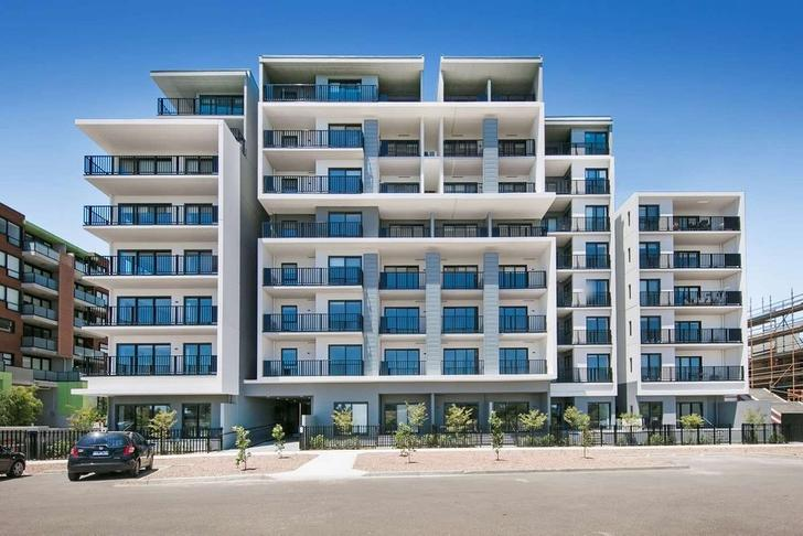 D513/8 Olive York Way, Brunswick West 3055, VIC Apartment Photo