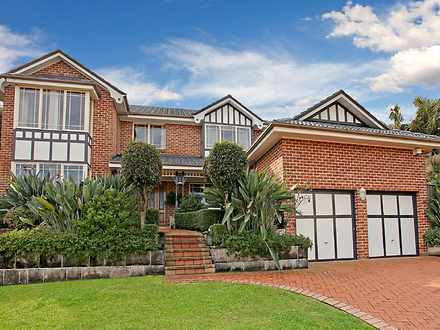 3 Roxburgh Place, Bella Vista 2153, NSW House Photo